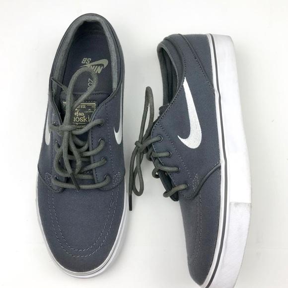08b7072e022b Men s Gray Nike SB Zion Lace Up Sneakers 6. M 5b5940ebb6a942dadbe5fd3b